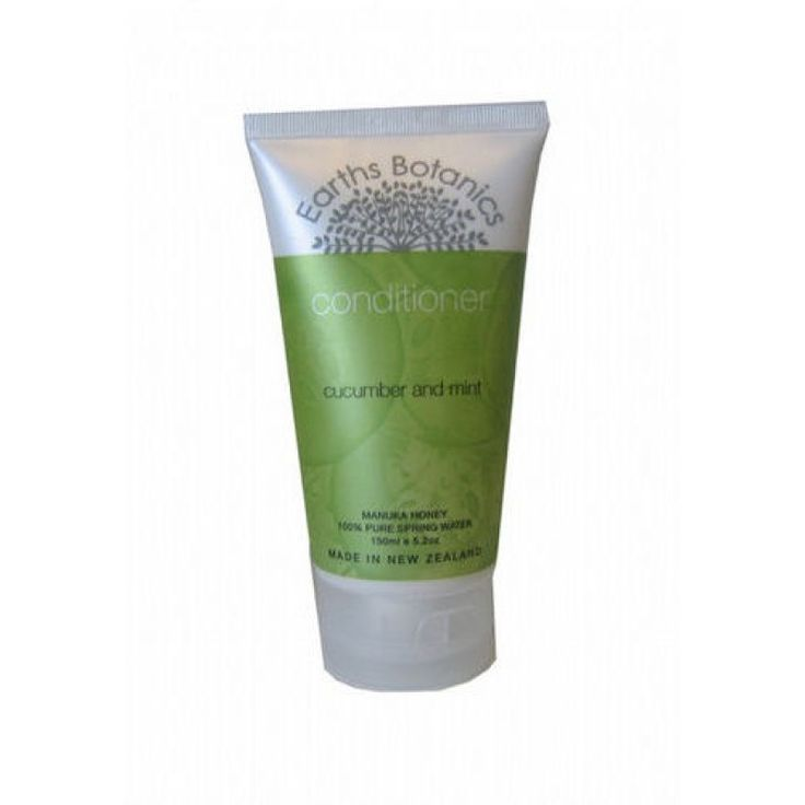 Earths Botanics Conditioner with Cucumber and Mint