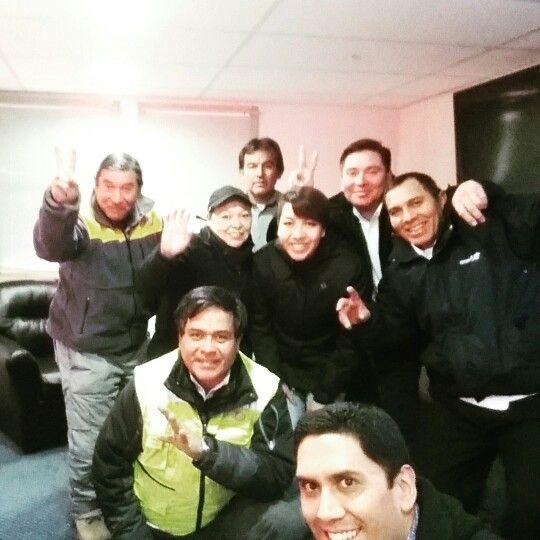 Taller de Coaching: Conciencia de comportamientos seguros para la mineria #chile #mineria #culturaorganizacionaldeseguridad #bienestar 2015