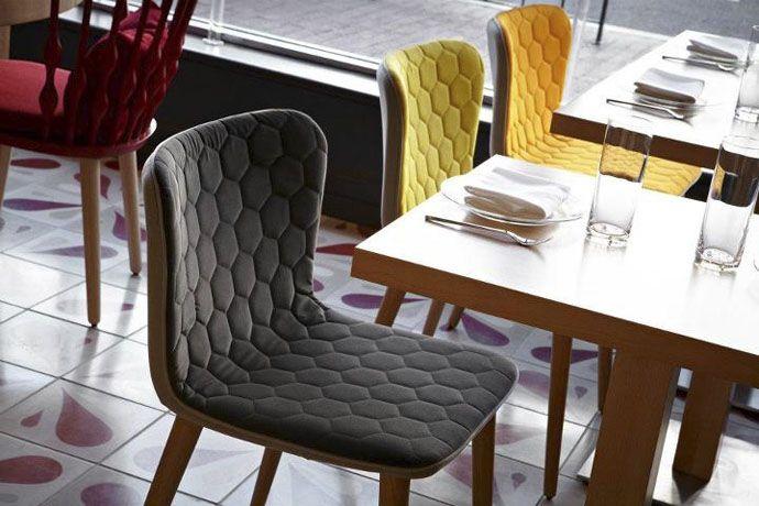 TEA chairs by SANCALDc Tapas, Teas Chairs, Sancal Teas, S'Mores Bar, Cappellini Projects, Jaleo Dc, Furniture, Teas Sancal, Tapas Bar