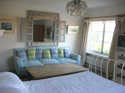 Copeland House in the little seaside town of Whitstable UK. Wonderful hospitality. Perfect B&B.