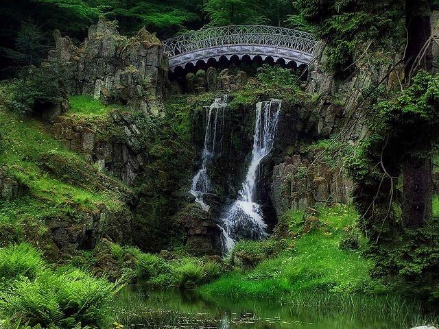 Devil's Bridge, Kassel Germany