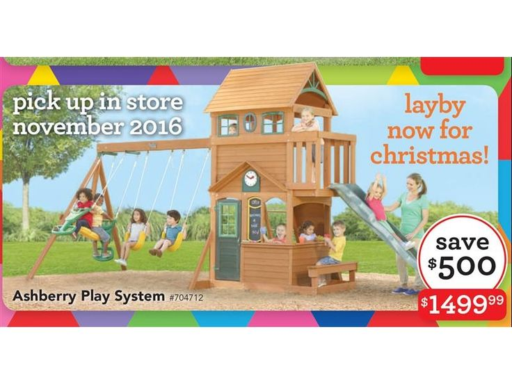 Ashberry Play System