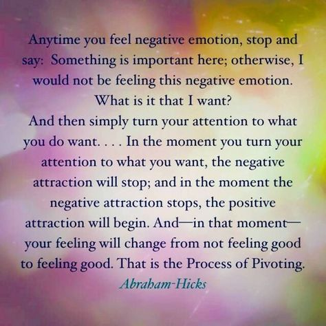 "(@jennmarie.1111) on Instagram: ""What is it that you want? #abrahamhicks #lawofattraction #thelawofattraction #negative #feelings…"""
