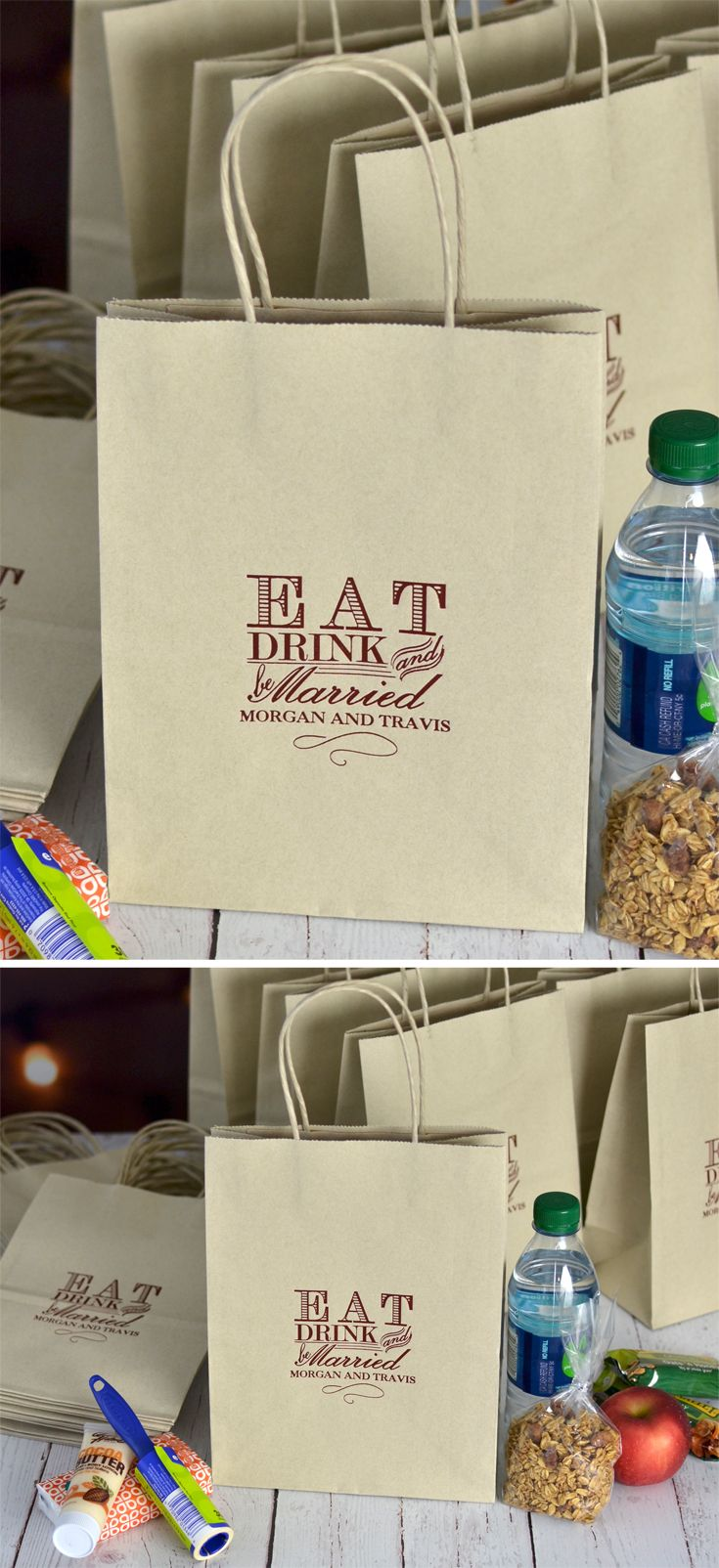 120 best wedding gift bags images on pinterest wedding gift bags