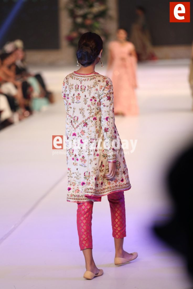 Misha Lakhani at PFDC Loreal Paris Bridal Week 2015