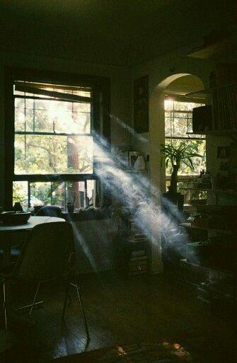 #light #smoke #sun