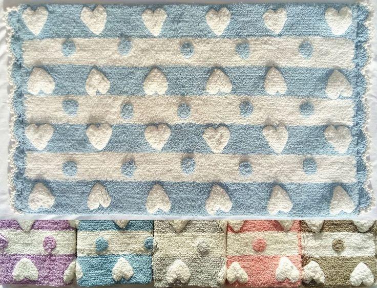 17 migliori idee su tappeto a righe su pinterest tappeto a righe salotti hipster e cuscini - Tappeto bagno viola ...