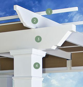 Awning Patio, Pergola Patio, Patio Roof, Gazebo, Pergola Kits, Pergola  Ideas, Patio Ideas, Landscaping Ideas, Yard Ideas