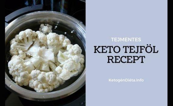 tejfölös diéta)