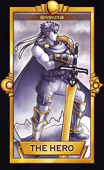 Ike - The Hero by Quas-quas.deviantart.com on @DeviantArt
