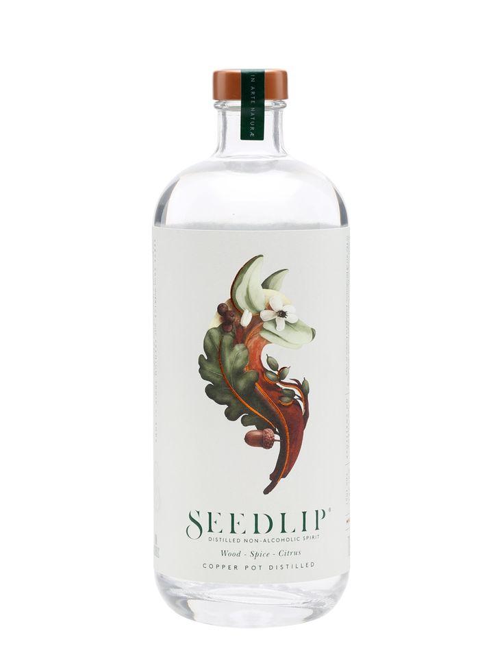 Seedlip Non-Alcoholic Gin