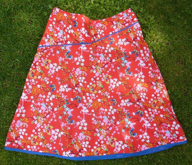 Je las er al eerder over op de blog ( hier , en in zo goed als elke post van de laatste weken): ik heb een rok die nogal populair blijkt te ...