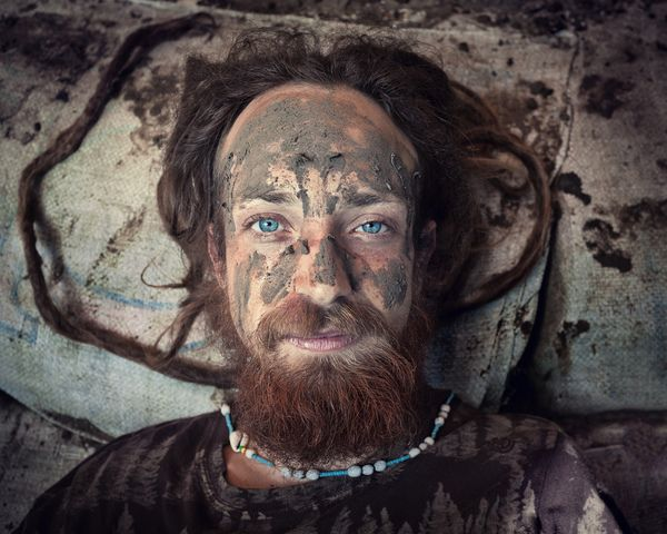 People of the Rainbow Gathering    beautiful gallery of shots