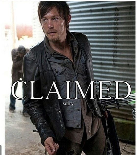 Daryl Dixon...I knew this meme was coming lol!