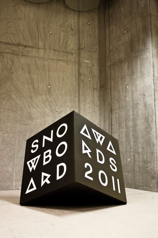 Norwegian Snowboard Awards 2011 by Lid&Wiken AS