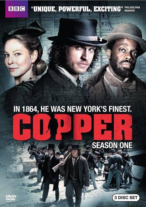 Copper (TV Series 2012- ????)