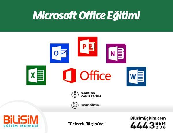 Microsoft Office eğitimi; iş hayatında her bireyin bilmesi gereken ofis yazılımlarıdır. Microsoft Office eğitimiyle birlikte çalışma hayatında verilerin işlenmesi, depolanması, raporlanması, kategorilere ayrılması, görsel sunum olarak hazırlanması, mail kullanımı randevu takibi gibi gerekli işlemleri kolaylıkla yapabilirsiniz.Uzmanlarımızla birlikte kariyerinize yön verin! Microsoft Office Eğitimi için tıklayın; bit.ly/MicrosoftOfficeEğitimi 444 32 36 #microsoftoffice #microsoftoffice…