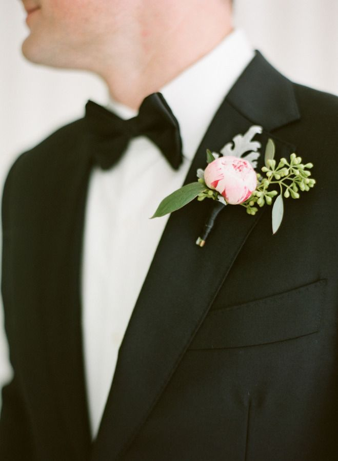 Closed peony boutonniere: http://www.stylemepretty.com/vault/search/images/Flowers