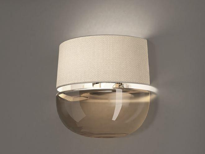 de majo lighting. dome wall light by de majo illuminazione design chiaramonte marin lighting