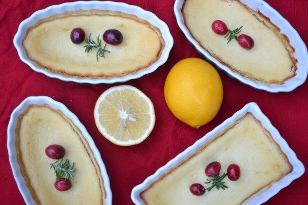 Lemon Ricotta Pudding | Recipes to try: Sweets | Pinterest