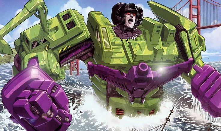 All the Transformers Devastator toys available (for now)! | Geek Culture
