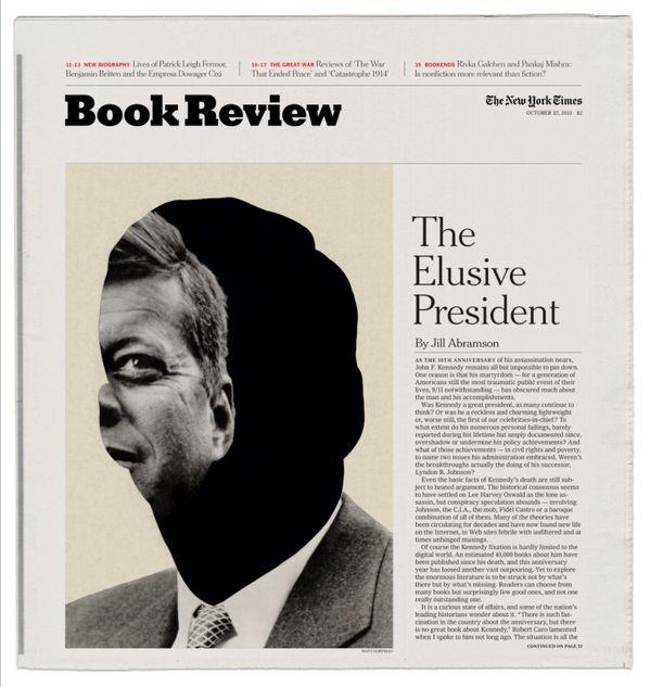 The Elusive President | Matt Dorfman | #Editorial #Layout