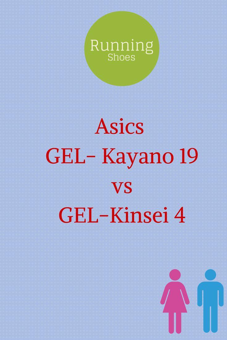 asics gel kinsei 5 vs kayano 20