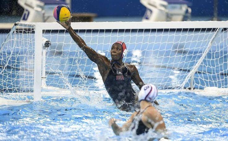 Miami's Johnson makes nine saves as U.S. wins water polo gold
