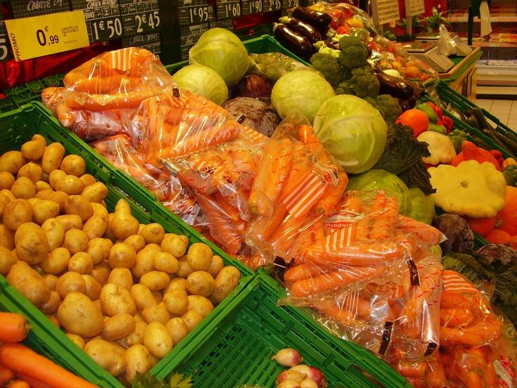 Vita Frugale: Consigli frugali per fare la spesa al supermercato