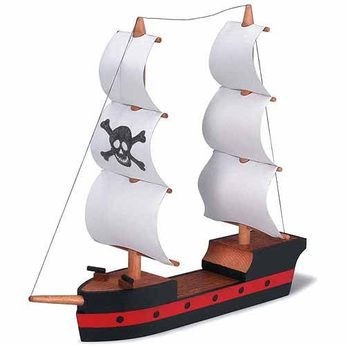 17 Best Ideas About Pirate Ship Craft On Pinterest