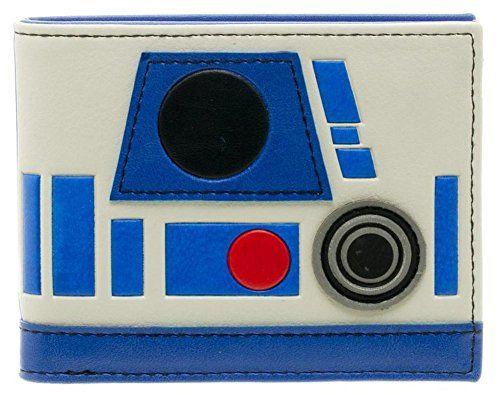 Star Wars R2D2 Bi-Fold Wallet 5 x 4in //Price: $13.82 & FREE Shipping //     #starwarslife