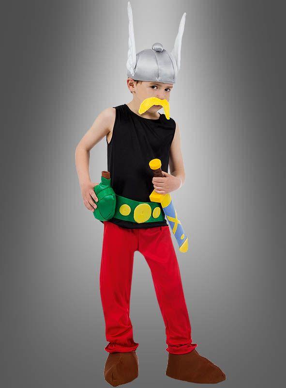 Asterix Kostüm Kinder bei » Kostümpalast.de