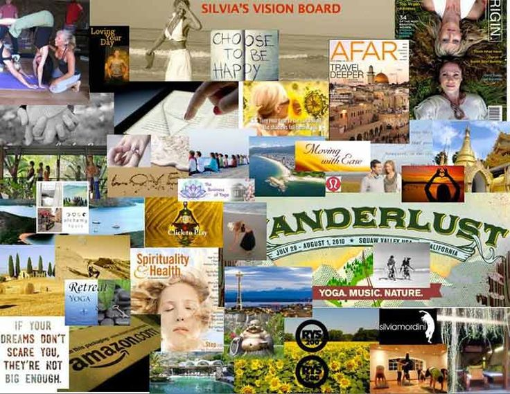 How To Make A Vision Board – What Are You Manifesting?