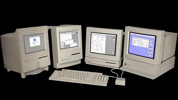 Esta web es una biblioteca viva de ordenadores antiguos