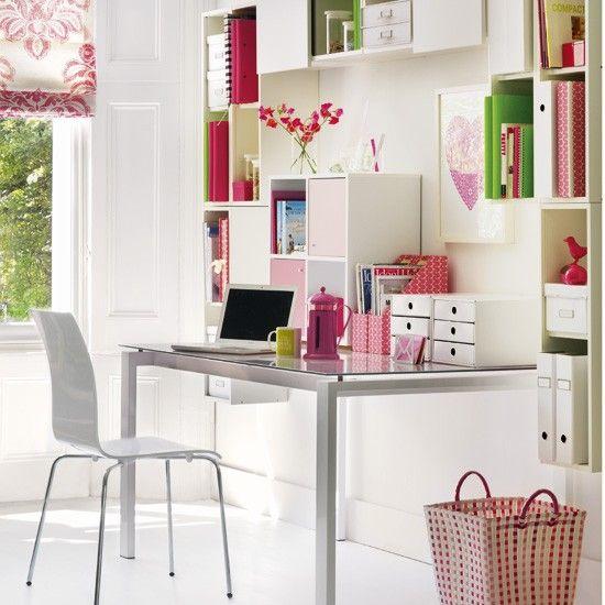 ¡Crea un ambiente de estudio o trabajo según tu personalidad! | Oficina - Decora Ilumina
