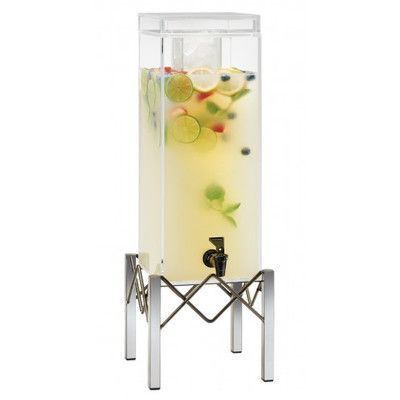 Cal-Mil 3 Gallons Industrial Beverage Dispenser