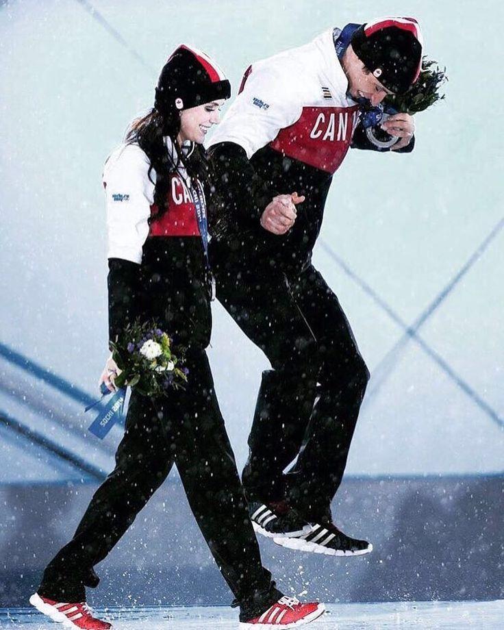 Virtue & Moir-2014 Olympics