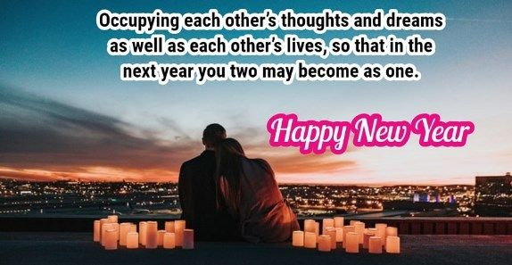 Happy New Year Wishes For Newly Married Couple Happy New Year Quotes Quotes About New Year New Year Wishes Quotes