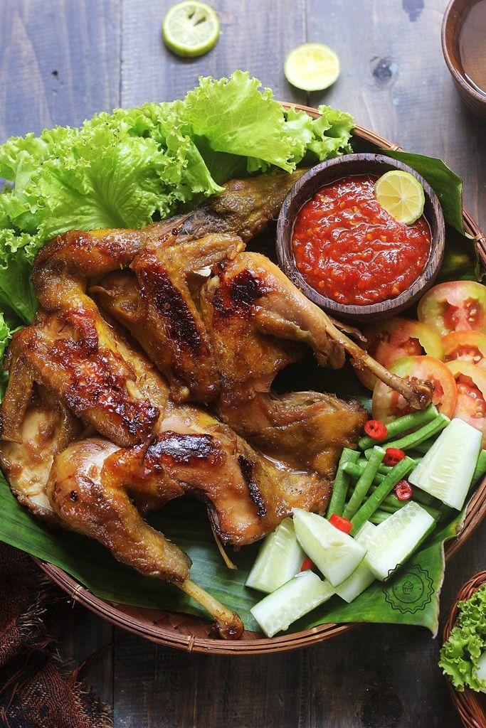 Ayam Bakar Bumbu Bacem Catatan Nina Makanan Ringan Sehat Resep Makanan Resep Makanan Sehat