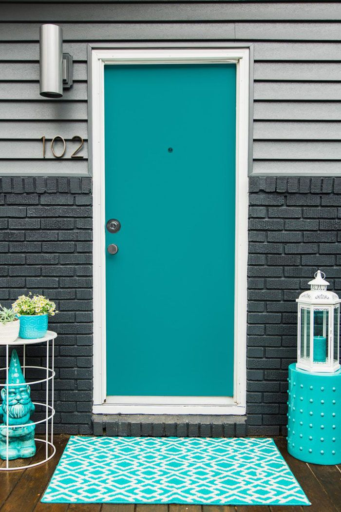 What Color Should I Paint My Shutters And Front Door