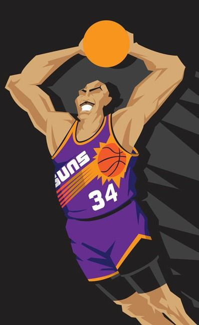Charles Barkley / Phoenix Suns