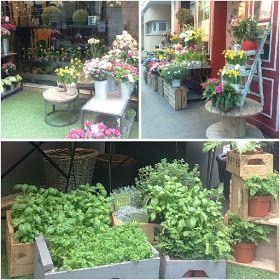 Spunti #DIY dai fioristi di Parigi