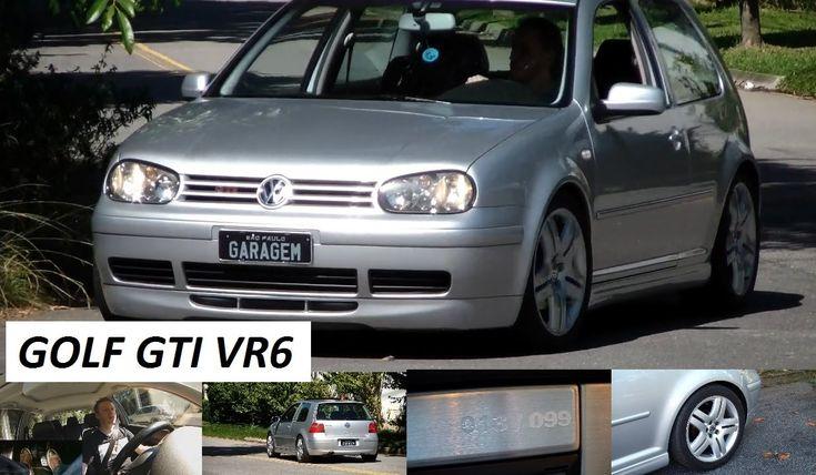 Garagem do Bellote TV: Golf GTI VR6