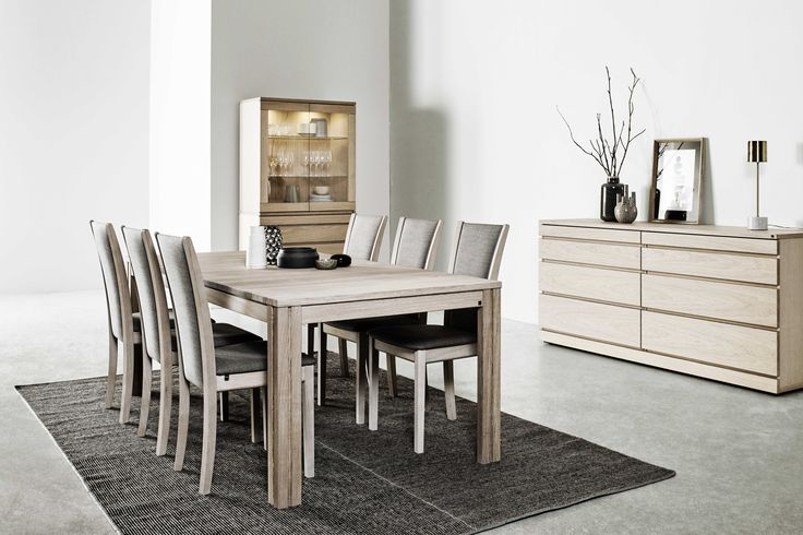 Skovby Dining Table and Chairs