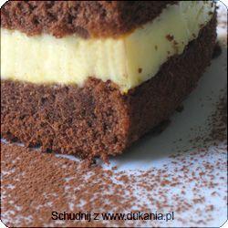 Przepisy Dukana :: Pomarańczowe ciasto budyniowe :: Dieta proteinowa :: Plan Protal :: Dieta Dukana