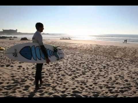 ▶ OPORTO FISH SURF CAMP - YouTube