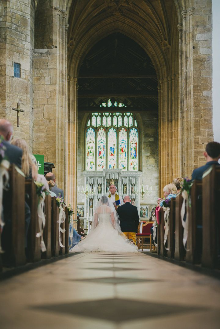Becky and Ben's 'English Summer' Somerset Wedding By John Barwood Photography