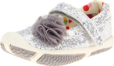 Morgan & Milo Sparkle Mary Jane (Toddler/Little Kid) (Toddler) Morgan & Milo. $42.00. Rubber sole. Textile