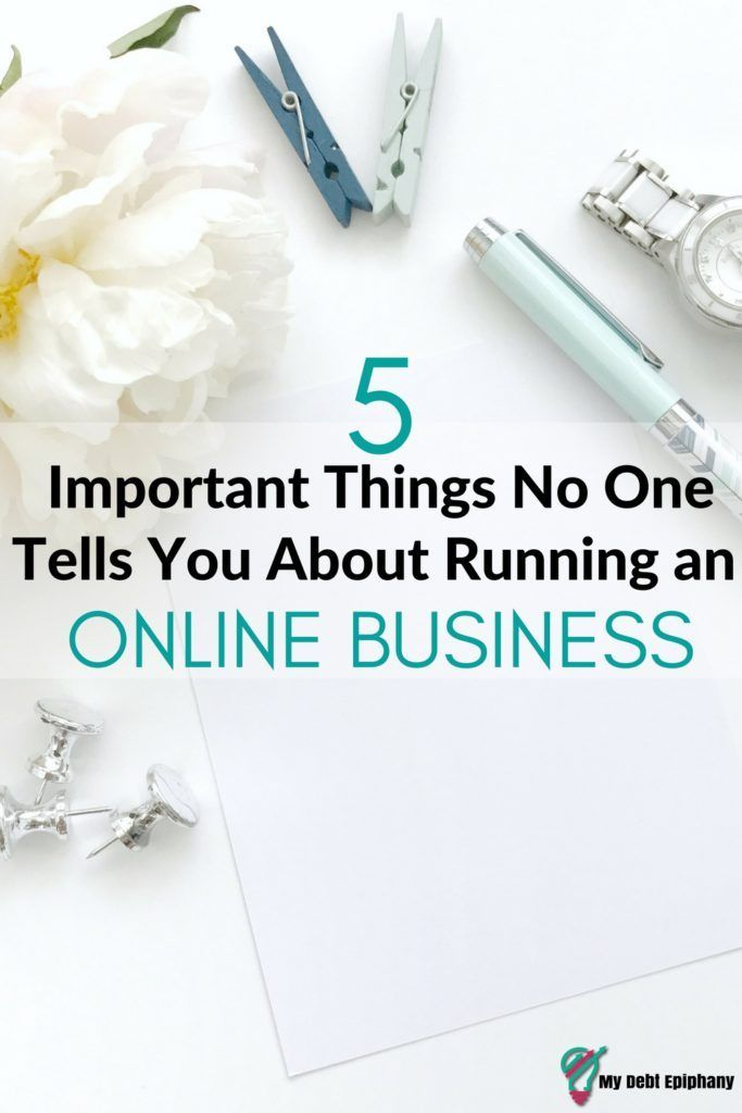 5 things you need to know about an online business