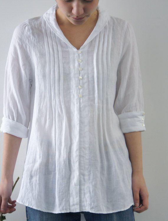 [Envelope Online Shop]Melina--more inspiration--thin Belgium linen